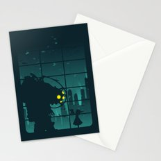 Come on, Mr. Bubbles! Stationery Cards