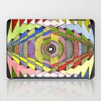 The Singular Vision iPad Case