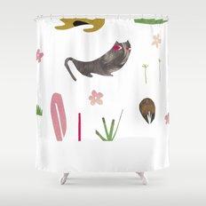 kittycats Shower Curtain