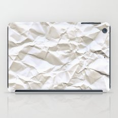 White Trash iPad Case