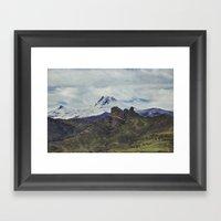 Armenian Tour III Framed Art Print