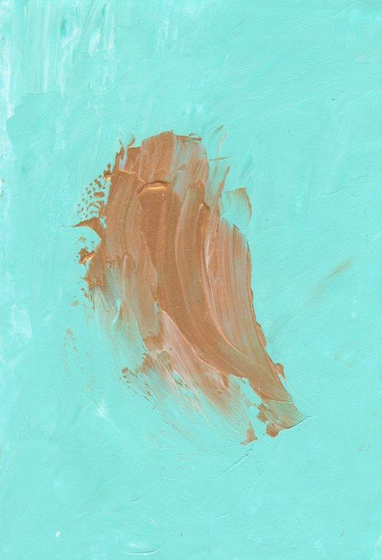 Abstract 1035 Art Print