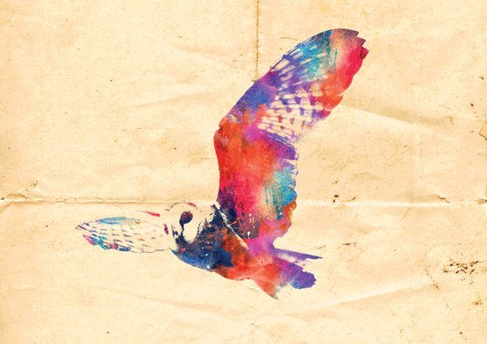 Its a hoot  Art Print