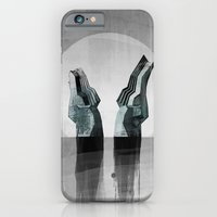 iPhone & iPod Case featuring Experimental - Strange Waters by Denis Stritar