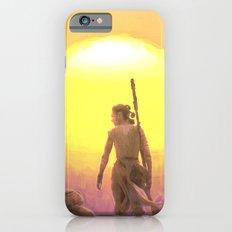Rey Awakens iPhone 6 Slim Case