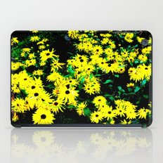Yellow Flowers (Edited)  iPad Case