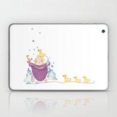 Baby bath Laptop & iPad Skin