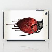 Heart Grenade iPad Case