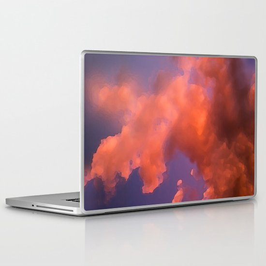 SKYSCAPER Laptop & iPad Skin