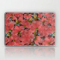 Translucent Floral Laptop & iPad Skin