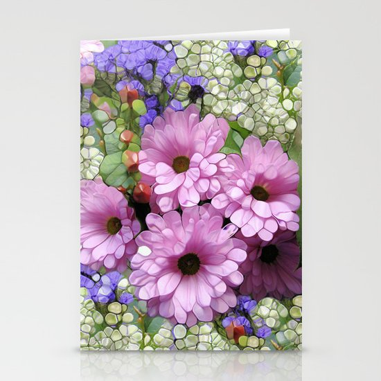 Bloombling Stationery Card