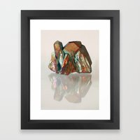 Quartz II Framed Art Print