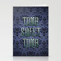 Haunted Mansion - Tomb S… Stationery Cards