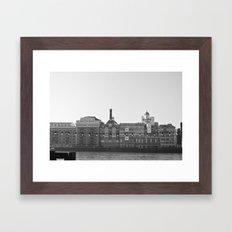 Butler´s Wharf - London Framed Art Print