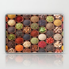 Spices Laptop & iPad Skin