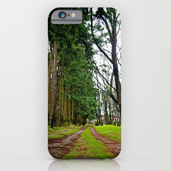 The pathway iPhone & iPod Case
