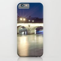 Bridges Of Paris By Nigh… iPhone 6 Slim Case