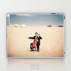 Desert Cello Laptop & iPad Skin
