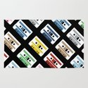 Rainbow Tapes 45 Rug