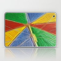 Summertime Shade Laptop & iPad Skin