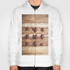 Stars and Stripes of Baking - Star Anise Hoody