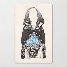 Connection Canvas Print