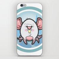 Rattopus Show iPhone & iPod Skin