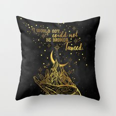 ACOMAF - Tamed Throw Pillow