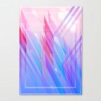 Crystal Canvas Print