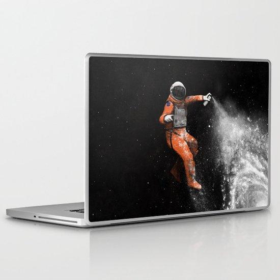Astronaut Laptop & iPad Skin