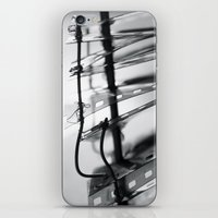 Negatives iPhone & iPod Skin