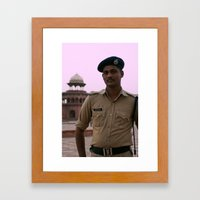 RAO Framed Art Print