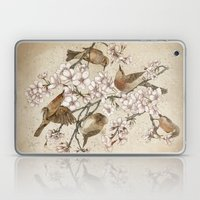 Too many birds Laptop & iPad Skin