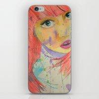 Allison iPhone & iPod Skin