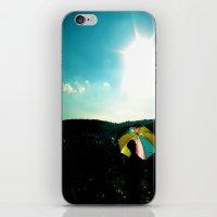 Wakarusa iPhone & iPod Skin