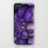 Perplexity Of Purple iPod touch Slim Case