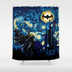 Starry Knight IPhone 4 4… Shower Curtain