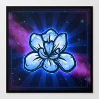 Hope In Nullity Canvas Print