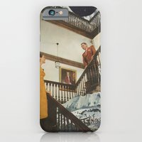 iPhone & iPod Case featuring The Staircase by Sarah Eisenlohr
