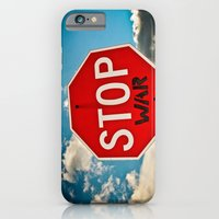 iPhone & iPod Case featuring stop by Nikole Lynn Photography