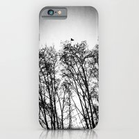 iPhone & iPod Case featuring woods... by Marga Parés
