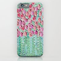 :: Smell The Roses :: iPhone 6 Slim Case