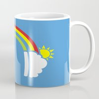 Rainbowphones Mug