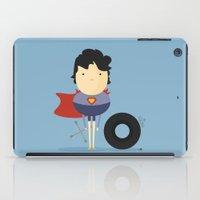My Super Hero! iPad Case