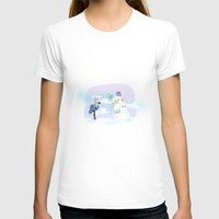 Holiday Tradition   Womens Fitted Tee White SMALL