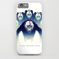 iPhone & iPod Case featuring The Paris Blk by ink_mad