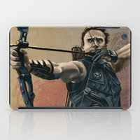 Hawkeye iPad Case