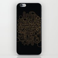 See The Stars iPhone & iPod Skin