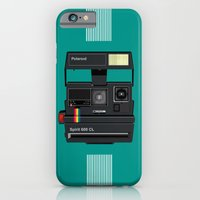 iPhone & iPod Case featuring Polaroid II by Chris Redford