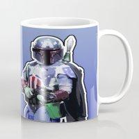 Captain Fett Mug